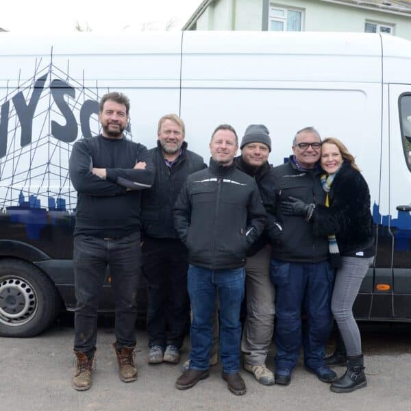 Composite Prime joins forces with BBC's DIY SOS