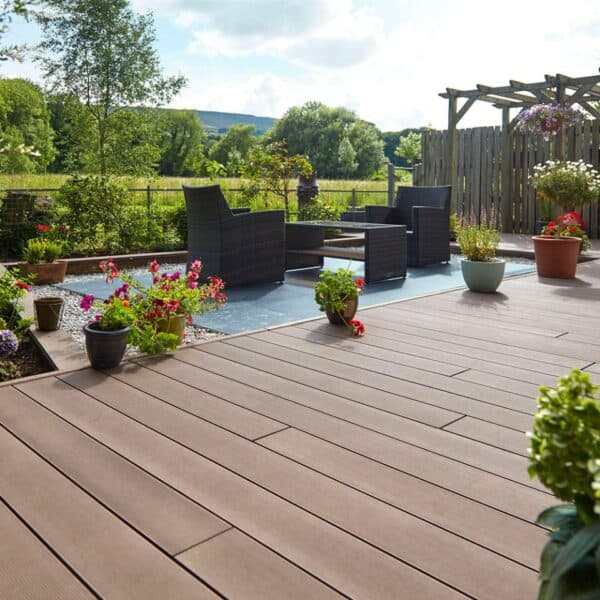 5 reasons to pick Composite Prime for your decking & fencing