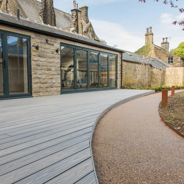 Benefits of composite decking in the workplace