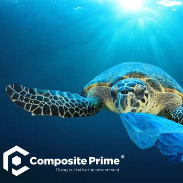 Eco-friendly decking firm Composite Prime help fight war on plastic
