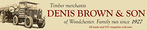 Denis Brown & Son Logo