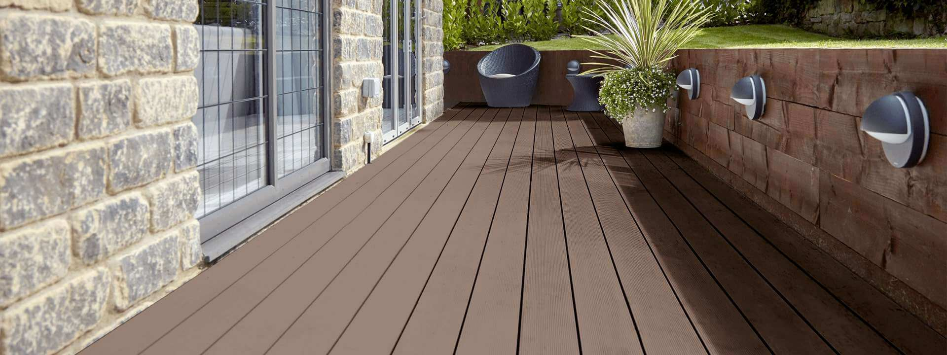 HD Deck 150 Balcony