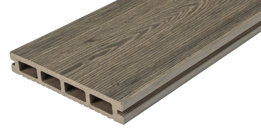 3D Textured Wood Composite Decking