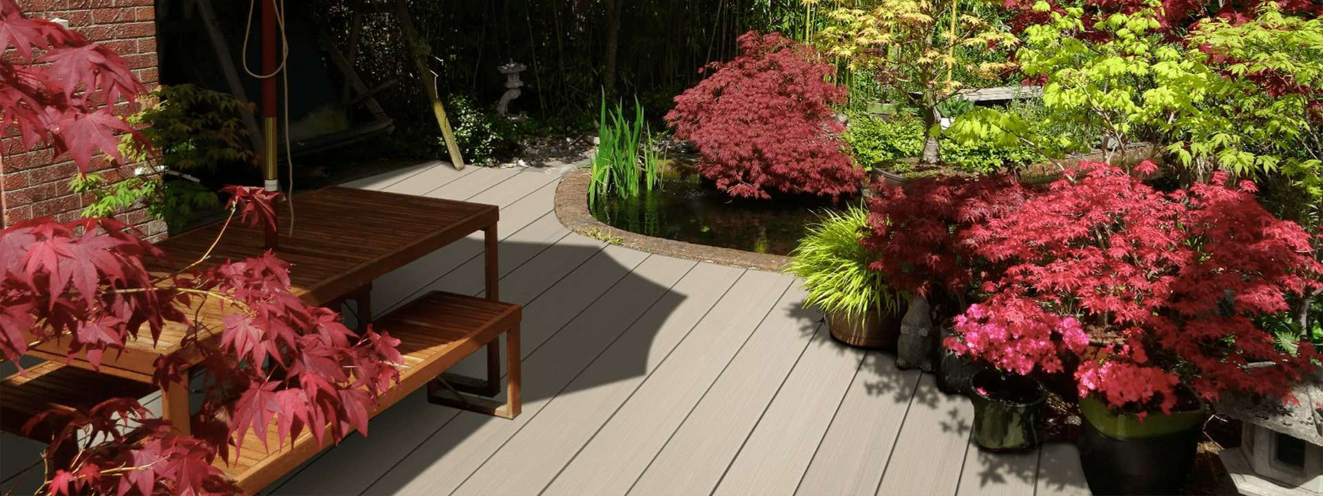HD Deck Deck Pro patio extra-wide deck boards