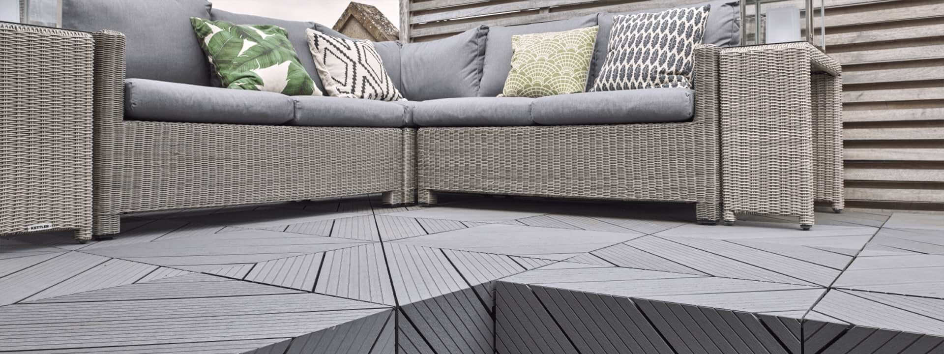 HD Deck XS sofa