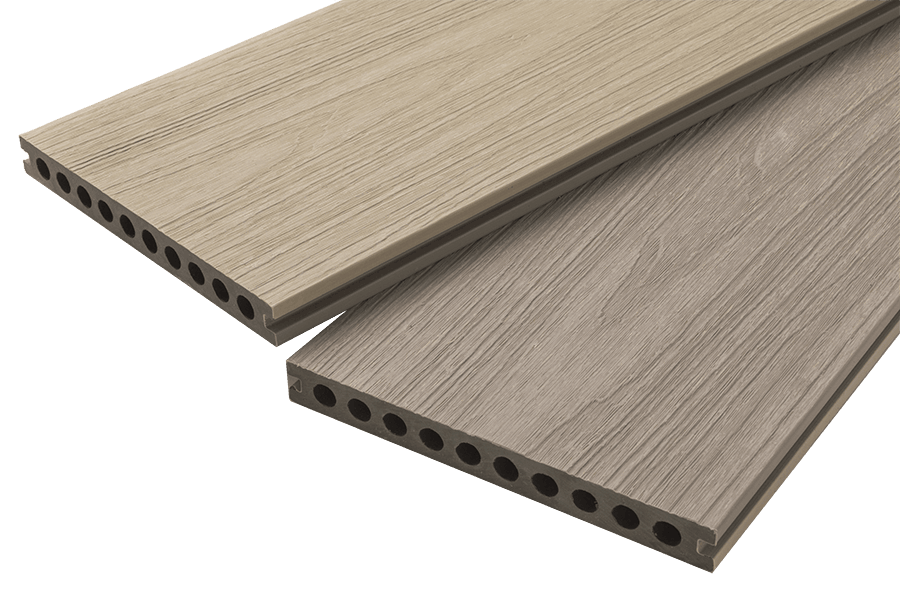 two designer colours natural wood grain
