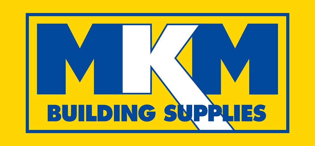 MKM Building Supplies – Weymouth Logo