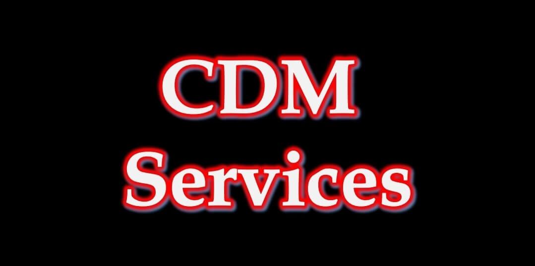 CDM Services Logo