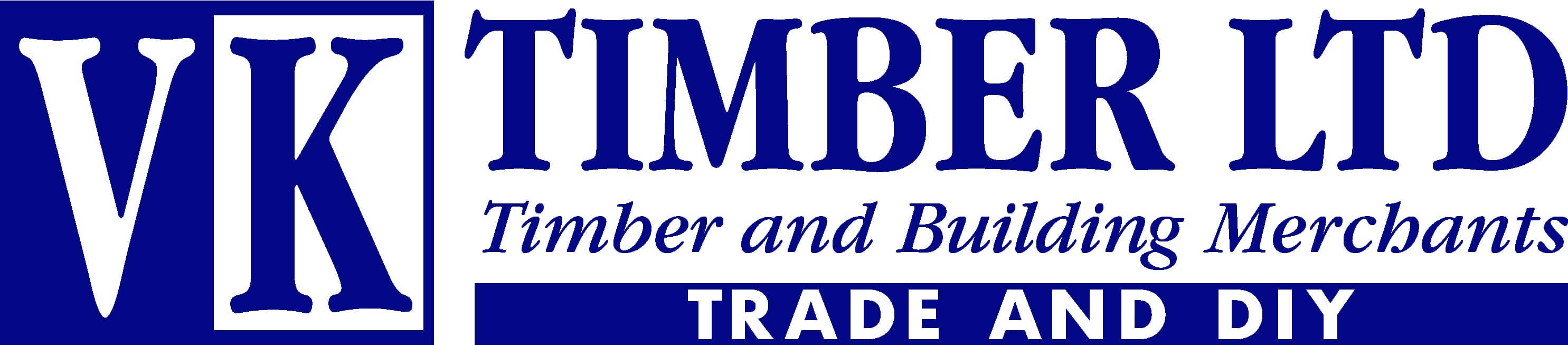 VK Timber & Building Materials Logo