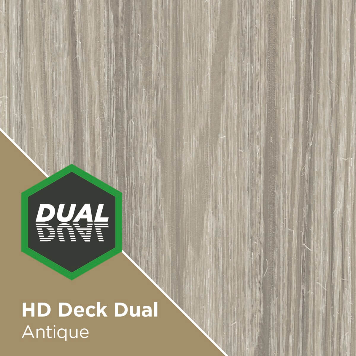 HD Deck Dual Antique