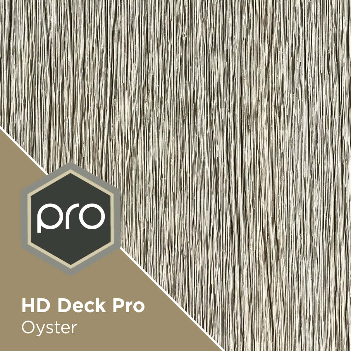 HD Deck Pro Oyster