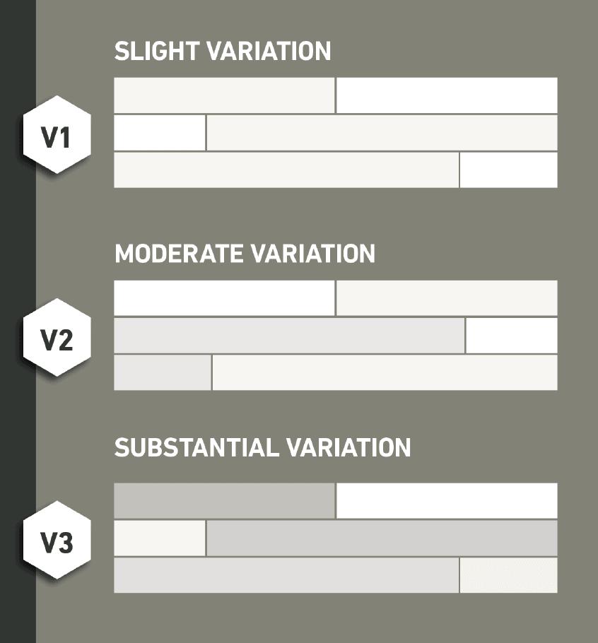 HD Deck Variations