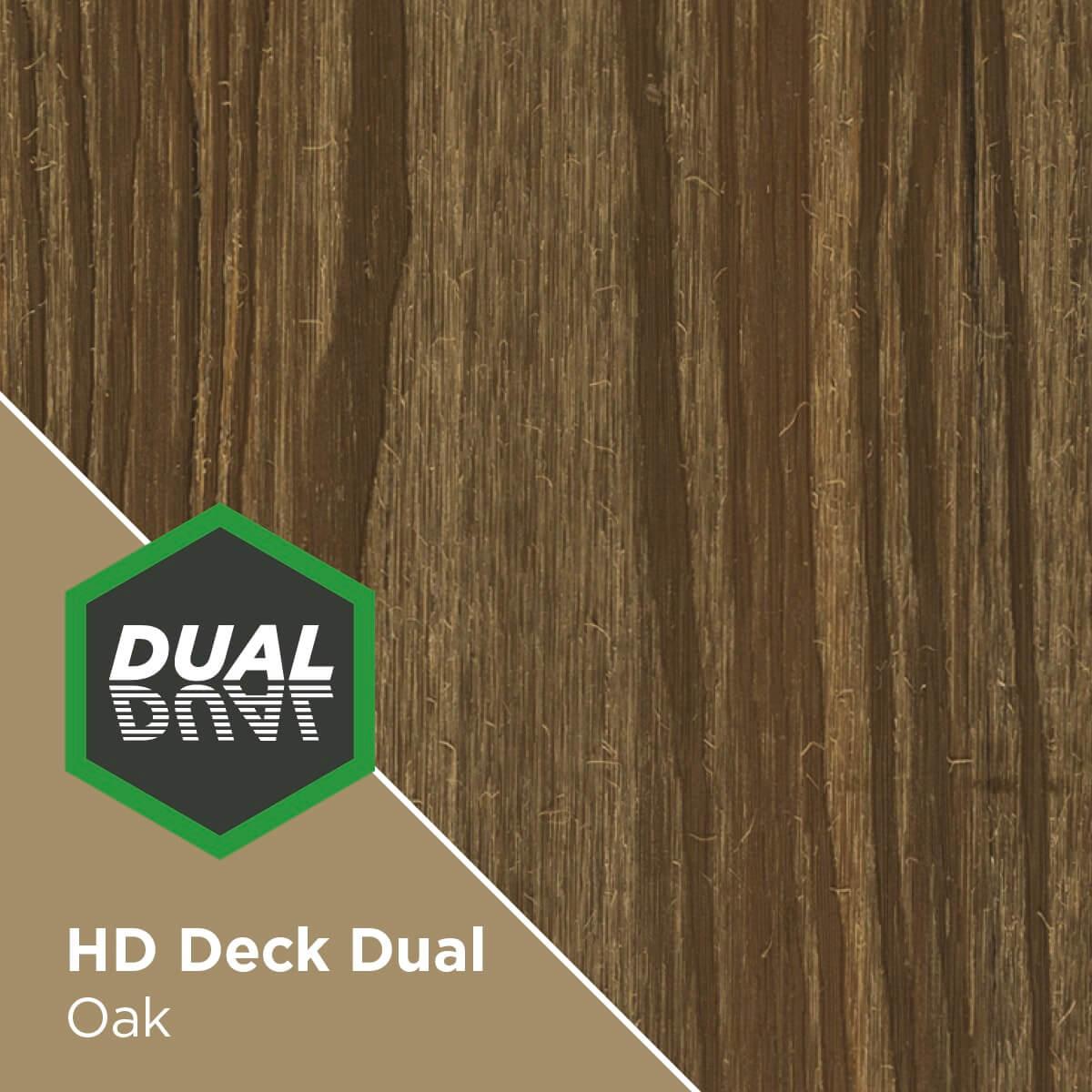 HD Deck Dual Oak