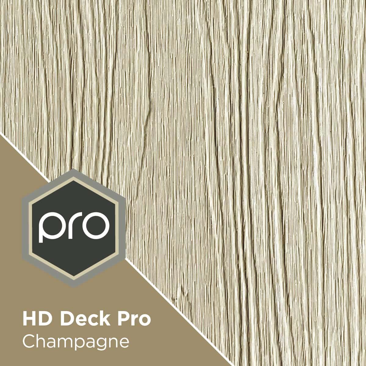HD Deck Pro Champagne