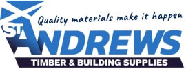 St Andrews Timber (WEST) Logo